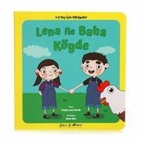 Baby Story Book - Lena ile Baha Köyde (Turkish)
