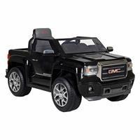 Roll Play GMC Pick Up Uzaktan Kumandalı Akülü Araba 12 V Siyah