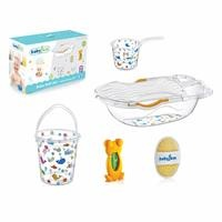 Baby Bath Set 6 pcs 0 M+
