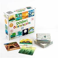 Learning Nature Educational Cards 29 pcs 3 Years+