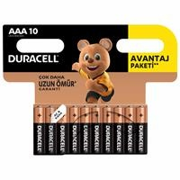 Basic Type AAA Alkaline Battery 10 pcs