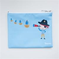 Baby Midi Size Snack Bag Pirate