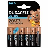 Ultra Type AA Alkaline Battery 6 pcs