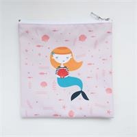 Baby Large Size Snack Bag Mermaid