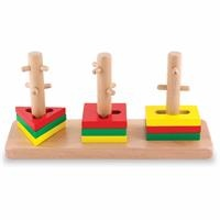 Wooden Educational Smart Shapes