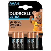 Ultra Type AAA Alkaline Battery 6 pcs