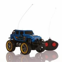 Remote Control Safari Jeep Blue