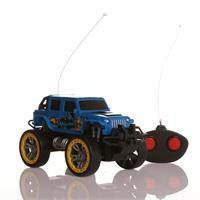 Uzaktan Kumandalı Safari Jeep Mavi