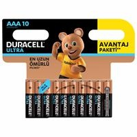 Ultra Type AAA Alkaline Battery 10 pcs
