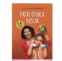 Hayat Oyunla Başlar 3-6 Yaş Gözde Erdoğan