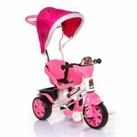 Bobo Speed Baby 3-Wheeled Bicycle - Pink