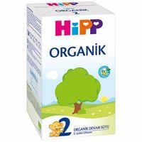 2 Organic Baby Follow-on Milk 800 g