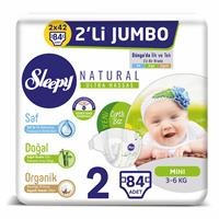 Natural Baby Diaper Mini 2 Size 84 pcs