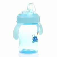 Anticholic PP Cup with Handle 240 ml Blue