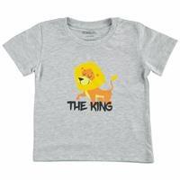 Summer Basic Baby Short Sleeve T-shirt