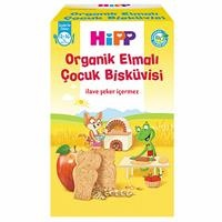 Organic Baby Biscuits with Apple 150 gr