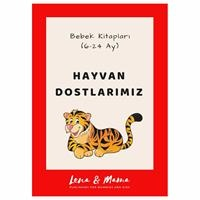 Our Animal Friends Turkish Baby Book