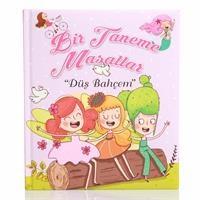 Bebek Gelişim Kitabı - Bir Taneme Masallar Düş Bahçem