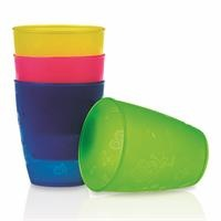 Colored Baby Cup 4 pcs