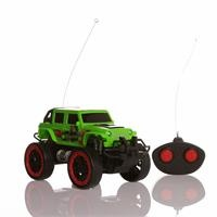 Remote Control Safari Jeep Green