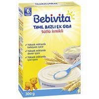 Milk and semolina supplement food 300 gr