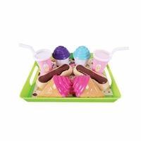 Vacuum Tray Dessert Set