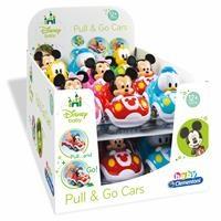 Disney Baby Çek-Bırak Arabalar 18li
