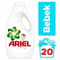 Bebekler İçin Sıvı Çamaşır Deterjanı 20 Yıkama 975 ml
