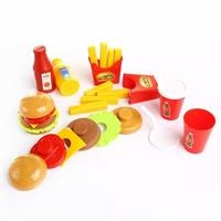 Vacuum Tray Hamburger Set