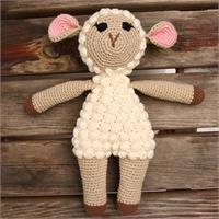Amigurumi Bear Sheep