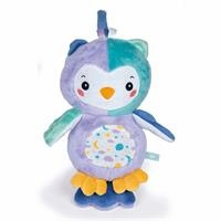 Baby Lights Plush Good Night Owl