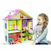 Rose Doll Game House