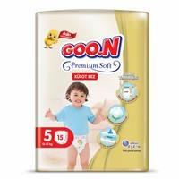 Külot Bez Premium Soft 5 Beden Ekonomik Paket 16 Adet 12-17 kg