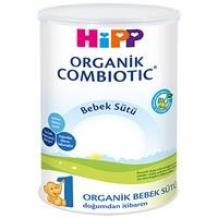 1 Organic Combiotic Baby Milk 350 gr