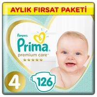 Premium Care Number 4 Baby Diapers Maxi Monthly Value Package 156-Count 8-14 kg