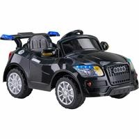436 Remote Control 12V Battery Powered Car - Black
