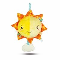 Bebek Müzikli Pelüş Güneş
