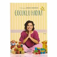 Gozde Erdogan Life with Children Turkish Book