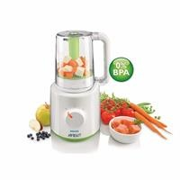 Wasabi Steamer and Blender