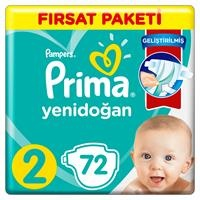 Active Baby Diapers Size 2 Mini Advantage Pack 4-8 kg 72 pcs