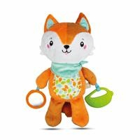 Baby Activity Happy Plush Fox