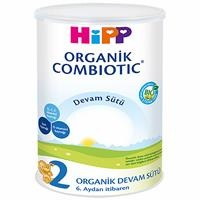 2 Organic Combiotic Baby Follow-on Milk 350 g