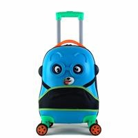 Kids Suitcase Blue