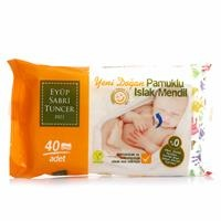 Eyup Sabri Tuncer Newborn Wet Wipes 40 pcs