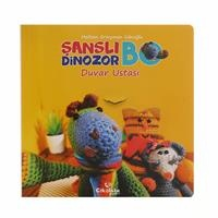 Lucky Dinosaur BO - Mason (Turkish Book)