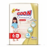 Külot Bez Premium Soft 6 Beden Ekonomik Paket 14 Adet 15-25 kg