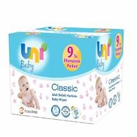 Classic Baby Wet Wipes 56 pcs 9 Economic Pack