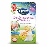 Night Milky Fennel 8 Cereal 200 gr