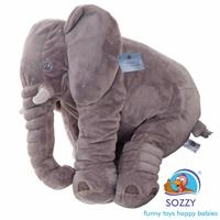 Sleeping Friend Elephant Baby Toy