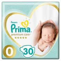 Premium Care Baby Diapers Premature Pack 1,5-2,5 kg 30 pcs